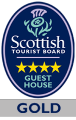 four star Visit Scotland guest house