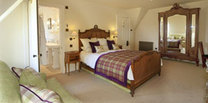 Barcaldine Castle Bed and Breakfast in Oban Argyll