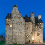 Barcaldine Castle