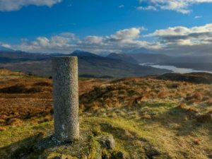 Beinn Lora, Forest Walk, Trail