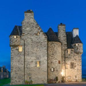 Rent a castle