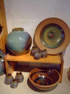 Argyll, Argyll Pottery, Pottery
