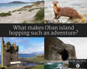 Oban Island Hopping, Oban