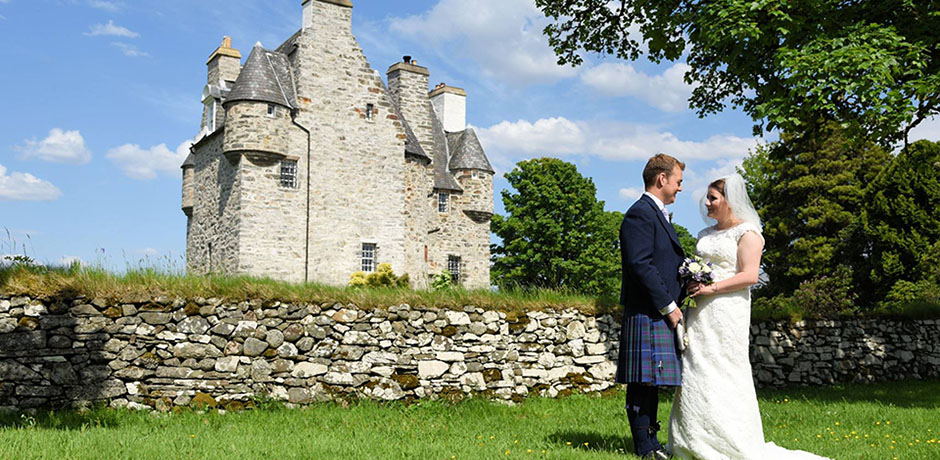 Scottish Castle Wedding