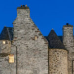 Party Themes: A Night at Barcaldine Castle