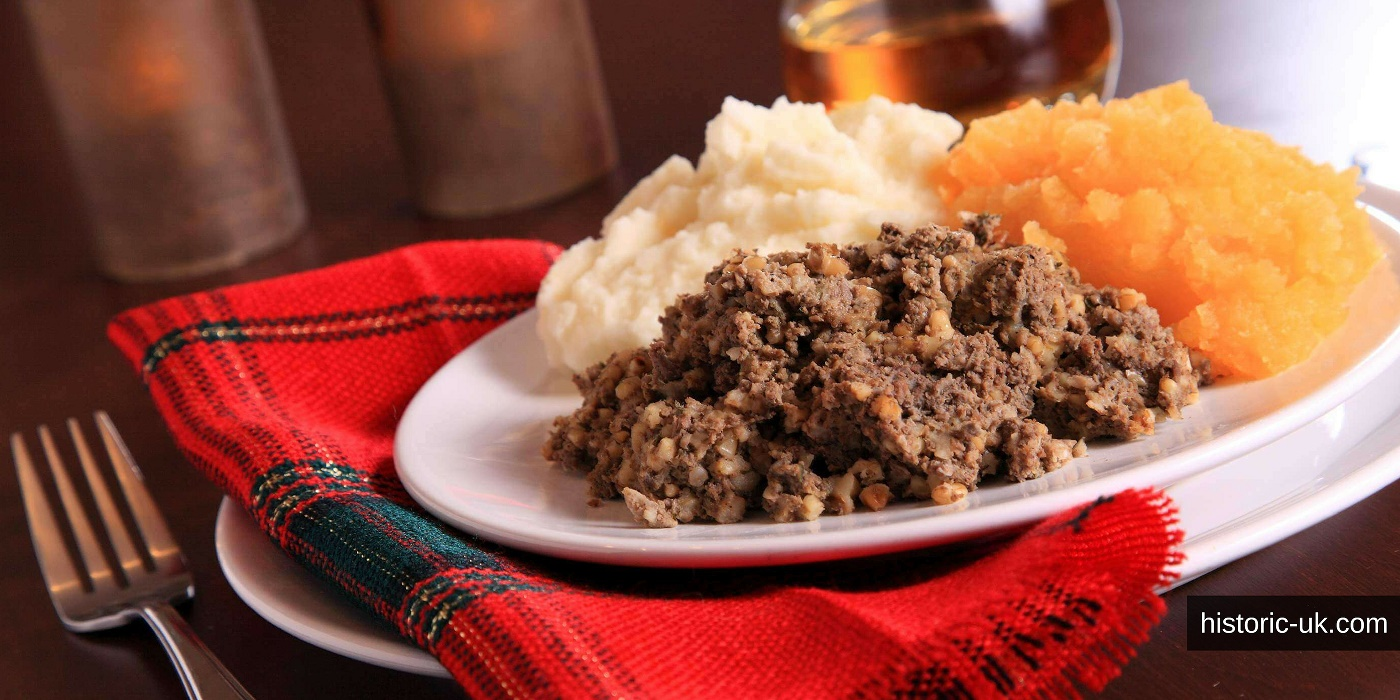 Haggis, Neeps and Tatties: European Food, Scotland