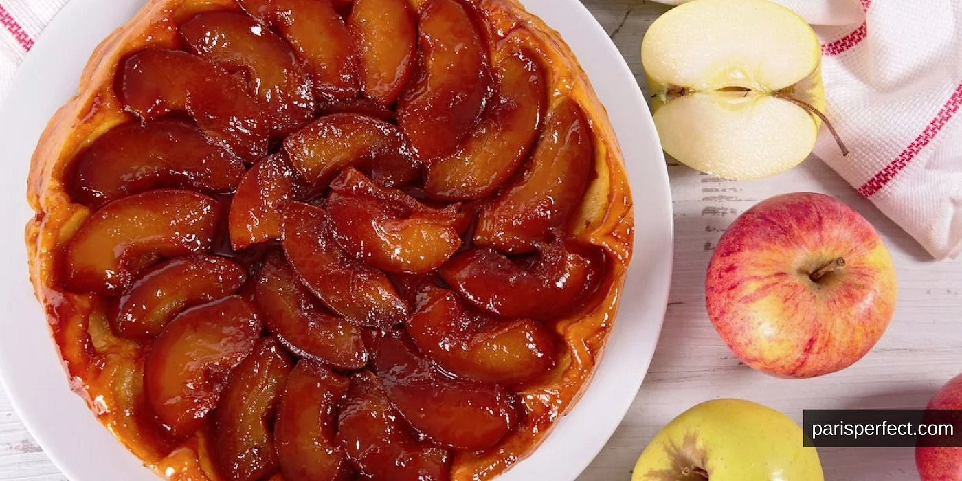 Tarte Tatin: European Food, French