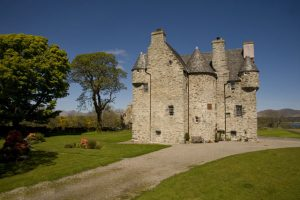 Barcaldine Castle, Scottish Highlands