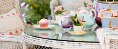 Indulge in Afternoon Tea